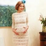 O mamică superbă, uite cum arată Dana Rogoz in a 8 luna de sarcină