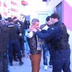 Masuri luate de jandarmi la meciul de fotbal dintre A.S.C. Bacău – F.C. Rapid Bucureşti