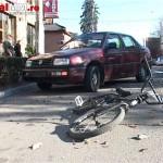 Biciclist mort într-un accident, în comuna Filipeşti