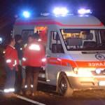 Accident rutier la Goioasa