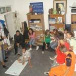 Un nou centru de tineret la Oneşti