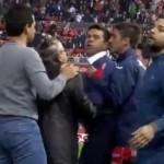 Cosmin Contra a sărit să-i bată pe adversari la finalul victoriei imense cu Valencia