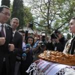 Premierul Ponta, in vizita la Bacau