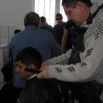Curs de calificare în meseria de frizer pentru detinuti