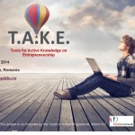 "Training internaţional în Bacău ""T.A.K.E. – Tools for Active Knowledge on Entrepreneurship"""