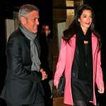 George Clooney se casatoreste in septembrie!