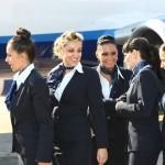Școală privată gratuită pentru meseria de stewardesă