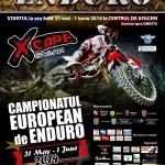 A doua etapa a Campionatului European de Enduro la Bacau