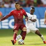 Victorie de palmares. Portugalia a învins Ghana, 2-1, însă lusitanii pleacă acasă