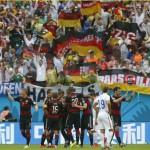 SUA – Germania 0-1. Ambele echipe se califică în optimile de finală