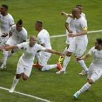 Egalul cu Rusia, 1-1, propulsează Algeria în optimi