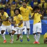 """Brazilia ajunge în """"sferturi"""" după 3-2 la penalty-uri cu Chile"""