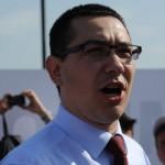 Ponta: Sper la anul să ne reîntâlnim ca preşedinte al României