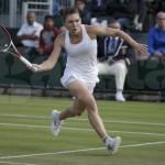 Victorie categorică! Simona Halep a jucat excelent şi s-a calificat în sferturi la Wimbledon