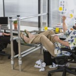 Cum si cand pierd angajatii din Romania vremea la birou