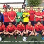 Echipa de minifotbal a ISUJ Bacau s-a calificat a etapa finala a Cupaei A.S.P.R., ediția 2014
