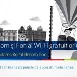Internet fix gratuit la purtător –  rețeaua Fon în România, exclusiv prin Romtelecom
