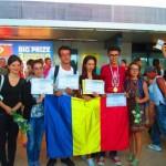 Elevii români au câştigat o medalie de aur şi două menţiuni la Olimpiada de Lingvistică