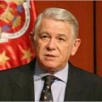 Teodor Meleşcanu şi-a depus candidatura pentru alegerile prezidenţiale