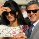 George Clooney si Amal Alamuddin au devenit sot si sotie!