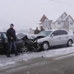 Neadaptarea vitezei la condițiile de drum face victime