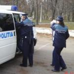 Acțiuni organizată de politistii moineșteni