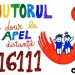 Un copil din doi, care au sunat la 116 111, a cerut sprijin pentru îmbunătățirea relației cu părinții