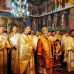 """Liturghie arhierească la Catedrala """"Înălţarea Domnului"""" din Bacău"""