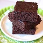Cum sa faci brownies delicioase cu doar doua ingrediente