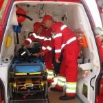 Activitatea echipajelor SMURD