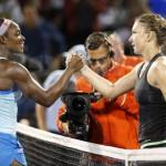 Simona Halep o distruge pe Sloane Stephens şi aşteaptă meciul cu Serena Williams din penultimul act