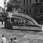70 de ani de la prima demonstrație muncitorească de 1 Mai din România
