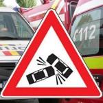 Accidente rutiere in Bacau