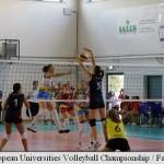 Echipa Universității Vasile Alecsandri din Bacău, pe locul doi în CE Universitar de volei!
