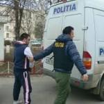 Urmarit de autoritatile italiene, prins la Onesti