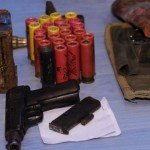 Arma confiscata la Cotofanesti