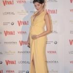 Alina Puscas a devenit mamica