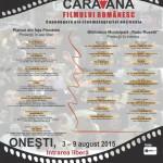 Regal al filmului românesc la Oneşti