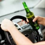 Accidente produse pe fondul conducerii sub influența alcoolului