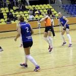Partida de volei Alba Blaj – Știința Bacău, din Divizia A1 de volei feminin