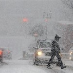 Informare de ploi și ninsori în majoritatea regiunilor țării