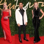 Ce vestimentatii au purtatvedetele la British Fashion Awards