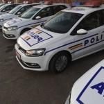7 AUTOSPECIALE NOI AU INTRAT ÎN DOTAREA POLIȚIEI RUTIERE BĂCĂUANE