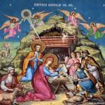 Craciunul, sarbatoarea  crestina care celebreaza Nasterea Domnului