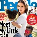 Sandra Bullock a devenit din nou mamica dupa ce a adoptat o fetita!
