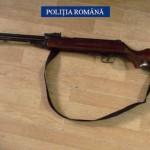 Acțiune pentru depistarea posesorilor ilegali de arme și a celor care braconează cu ajutorul lațurilor