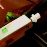 Depistat în timp ce conducea un autoturism sub influența alcoolului