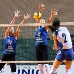 Știința Bacău a câștigat partida cu Unic, din cadrul etapei a XIII-a a Diviziei A1 de volei feminin