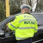 Conducători auto cu premise suspendate implicați într-un eveniment rutier