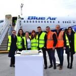 Blue Air a inaugurat ruta Bacău – Madrid